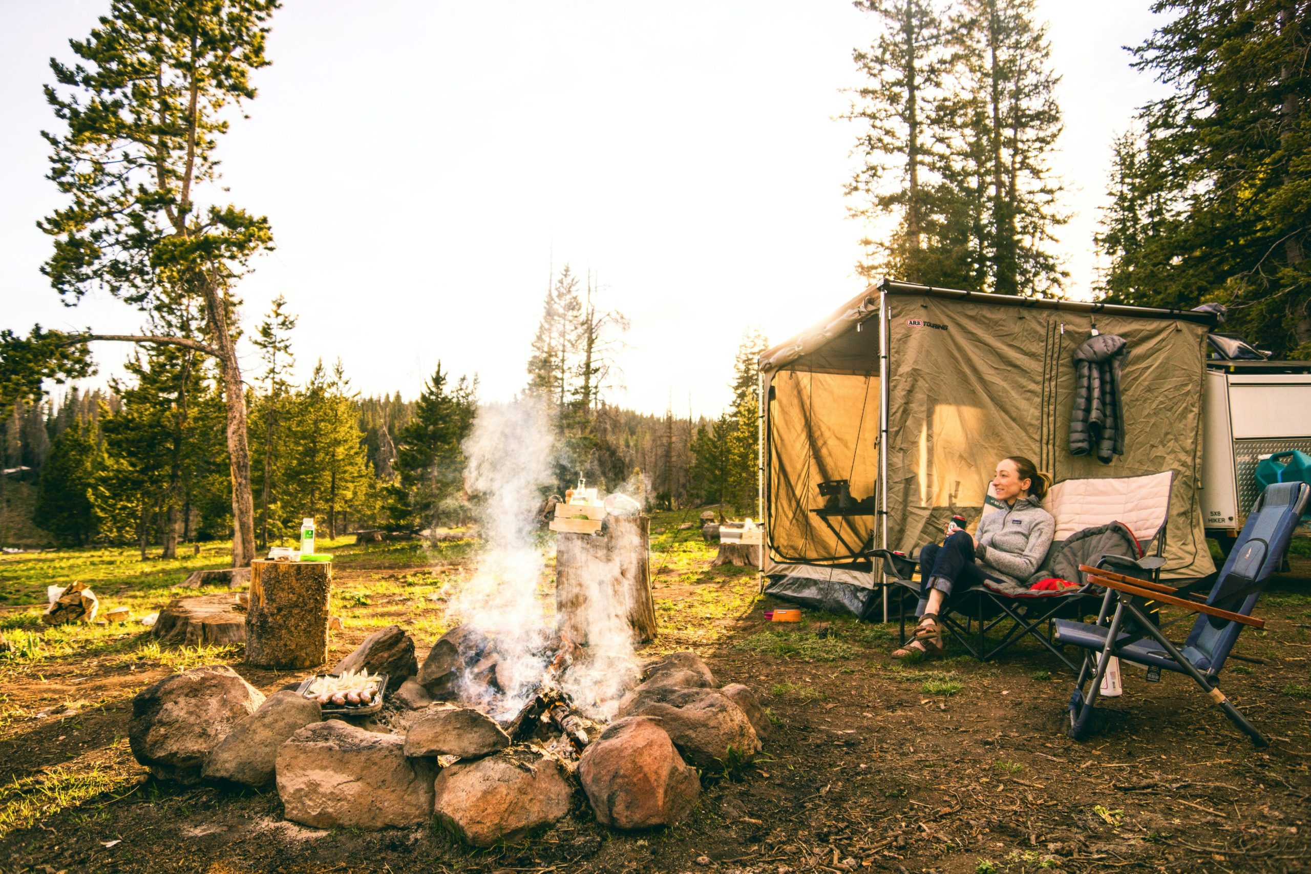 Camping Meals From Zero To Hero